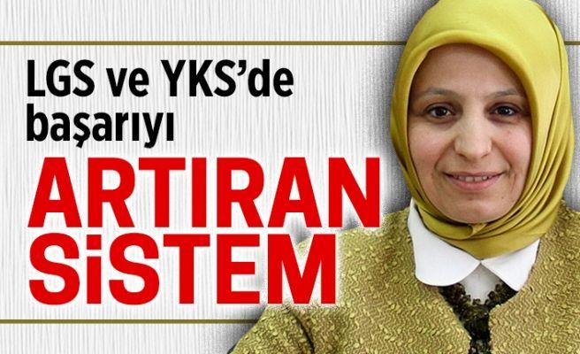 LGS ve YKS'de başarısını artıran sistem