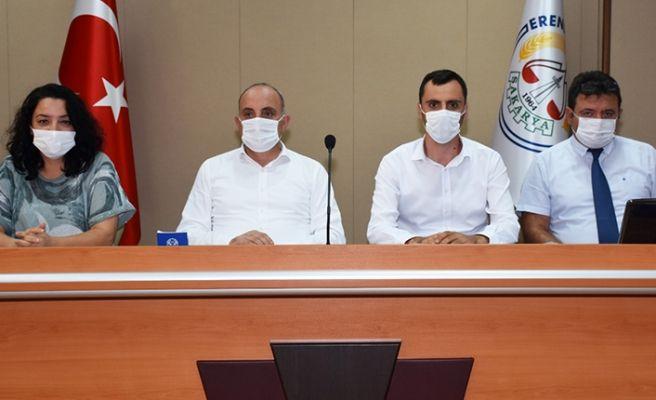Erenler'de Eylül Ayı Meclisi gerçekleşti