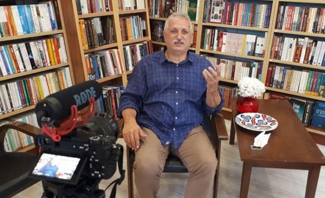 Yazar Fahri Tuna'dan kütüphanelere bin 500 kitap bağışı