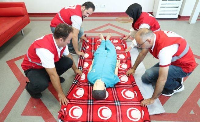 Dünya İlk Yardım Günü'nün teması pandemi