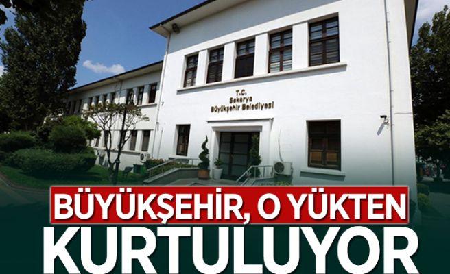 Büyükşehir Belediyesi'ni sevindiren haber