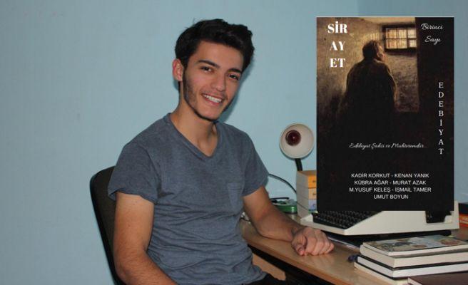Sakaryalı öğrencilerden Edebiyat Dergisi