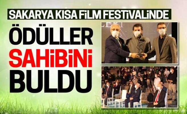 Kısa film festivalinde ödüller sahibini buldu