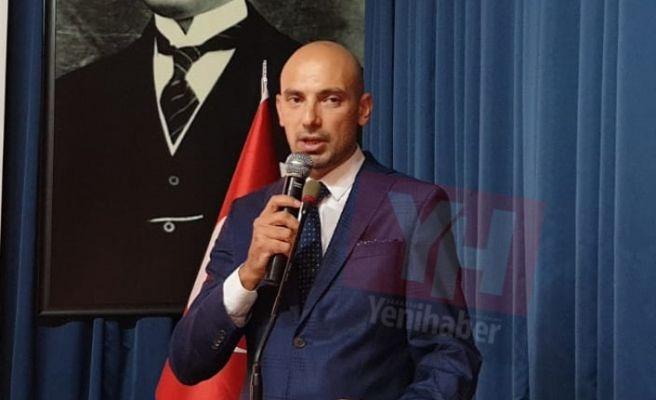 DEVA Partisi Hendek'te Güdü'ye emanet