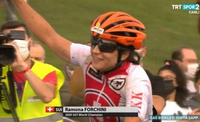 Ve bitti... Ramona Forchini dünya şampiyonu oldu!