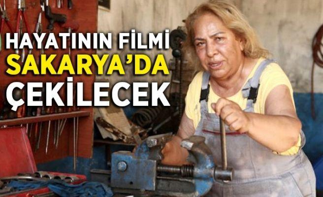 Dilber Ay'ın hayatının filmi Sakarya'da çekilecek