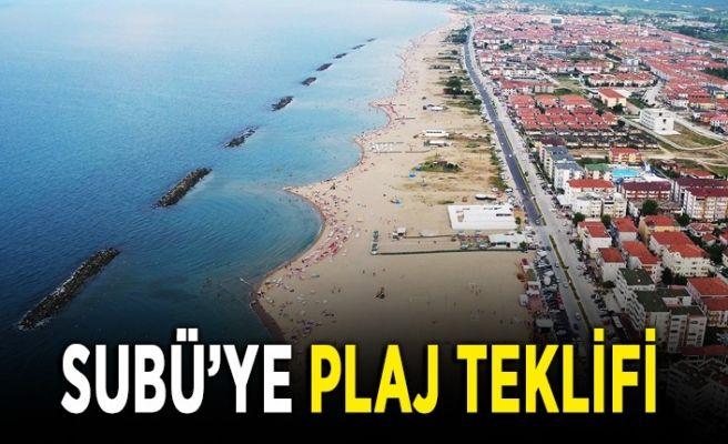 Özel plajı olan ilk üniversite Sakarya'da olabilir!