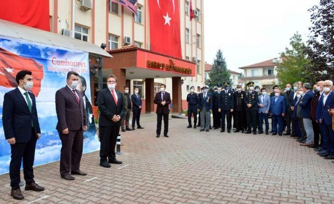 Karasu'da Cumhuriyet Bayramı kutlandı