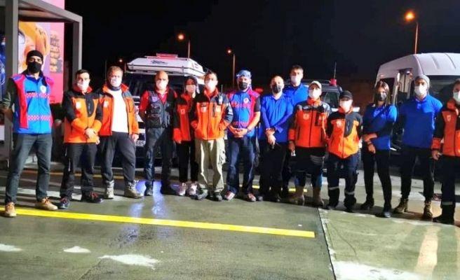 Erenler Belediyesi'nden İzmir'e yardım