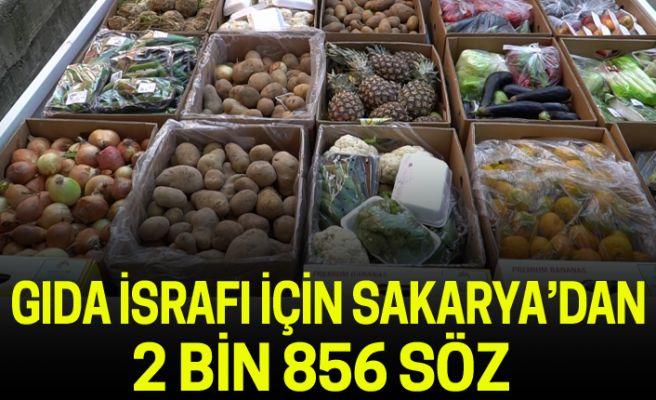 Gıda israfı için kampanya