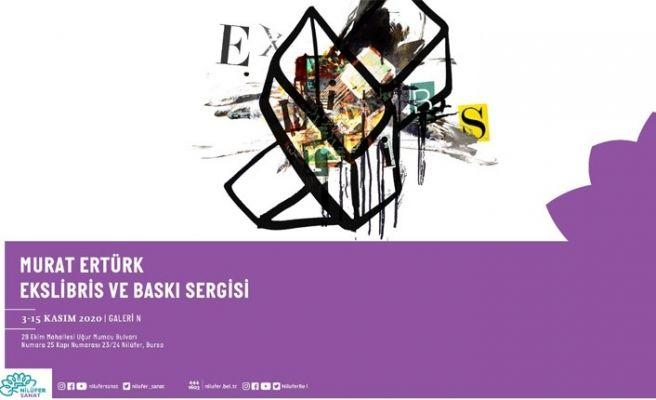 SAÜ'lü öğretim üyesi Bursa'da sergi açtı