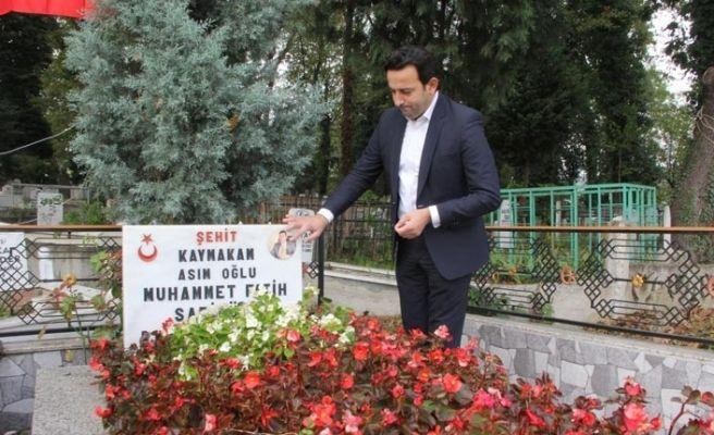Arkadaşları şehit Kaymakam Safitürk'ü anlattı