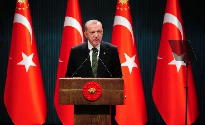 Cumhurbaşkanı Erdoğan yeni tedbirleri açıkladı...