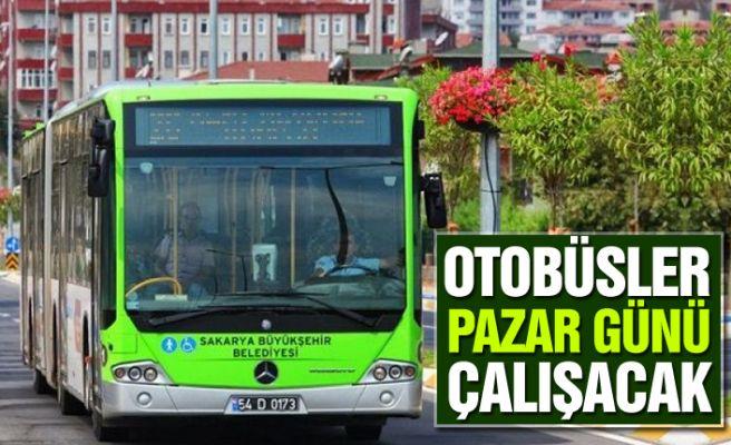 Toplu taşımalar, KPSS'ye girecekler için çalışacak