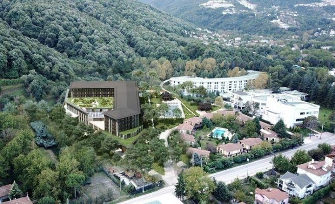 NG Hotels Sapanca'daki ikinci otelini açtı