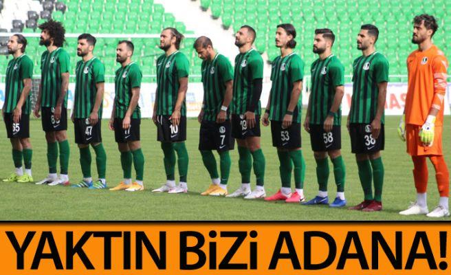 Yaktın bizi Adana!