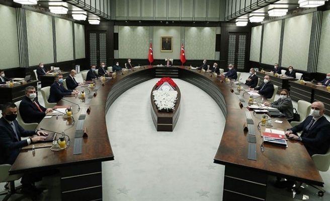Kabine yılın son toplantısını yapacak