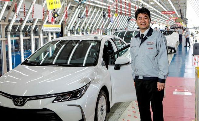 Toyota 2021'de daha fazla üretim ve ihracat hedefliyor