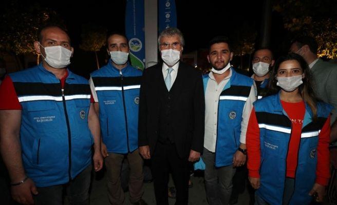 YADEM pandemi sürecinde vatandaşın yanında