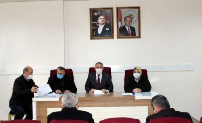 Arifiye Belediyesi meclisi toplandı