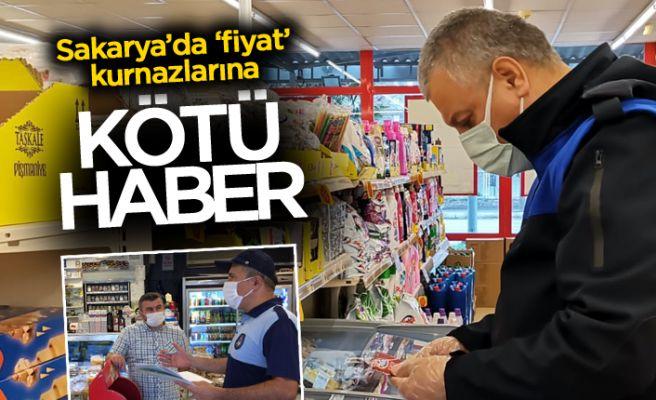 Sakarya'da fırsatçılar artık fahiş fiyat uygulayamayacak!