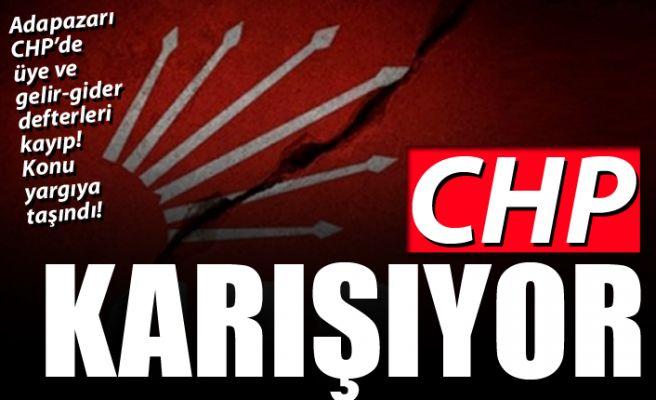 CHP karışıyor
