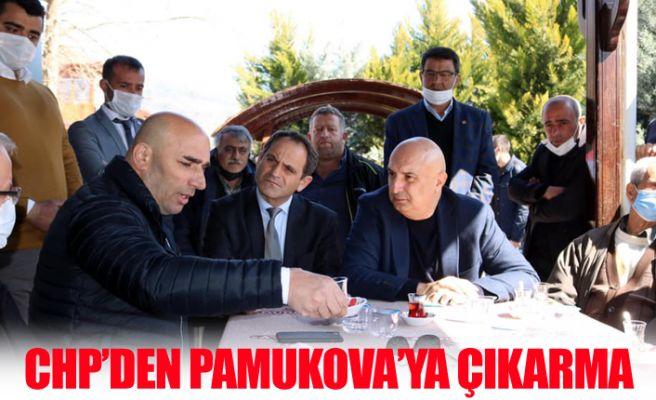 CHP'den Pamukova'ya çıkarma