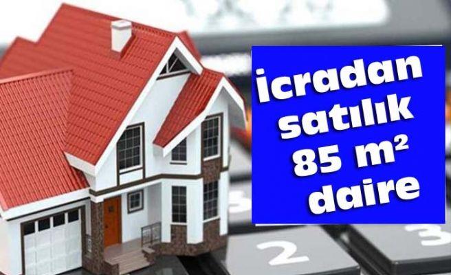 İcradan satılık 85 m² daire