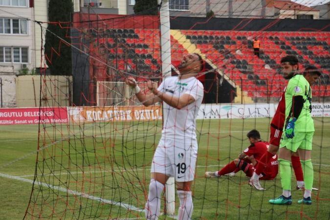 Maç bitti… Sakaryaspor Play-Off'ta!