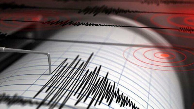 Gece vakti korkutan deprem!