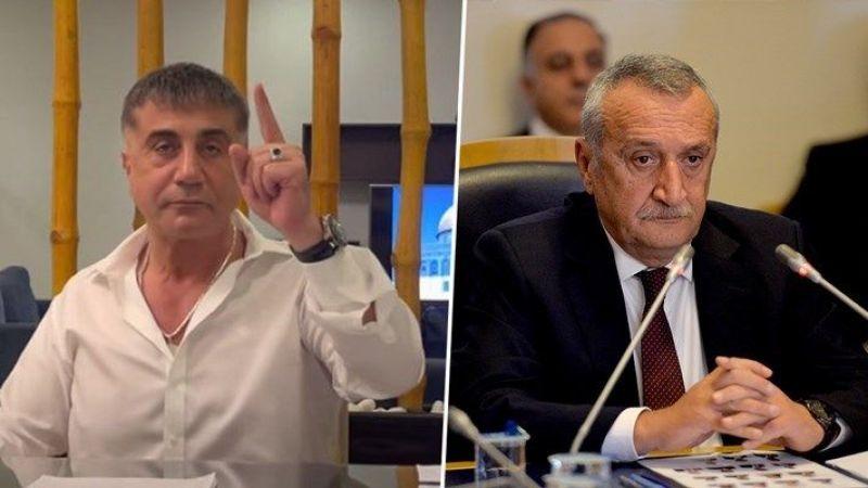 Mehmet Ağar Sedat Peker'in iddiaları için konuştu