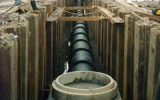 Sapanca'da kanalizasyon inşaatı yapılacak