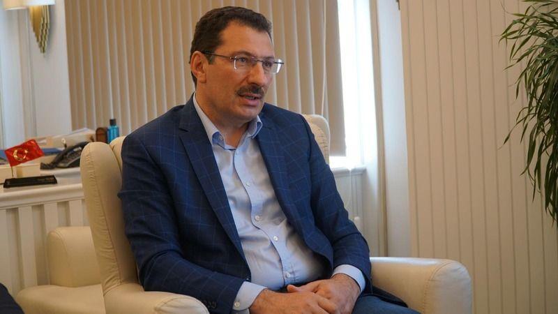 AK Partili temsilciler konferansla bayramı kutladı