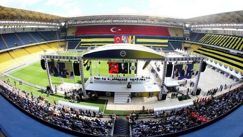 Fenerbahçe'de başkanlık seçim tarihi belli oldu!
