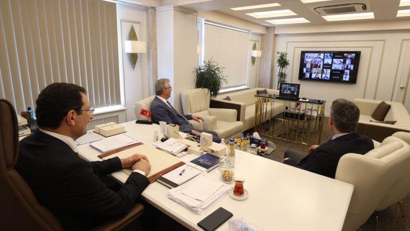 Cumhurbaşkanı Erdoğan'la görüştüler. Normalleşme adımları atılacak...