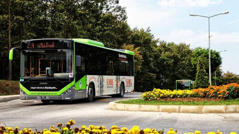 Büyükşehir otobüs saatleri değişti