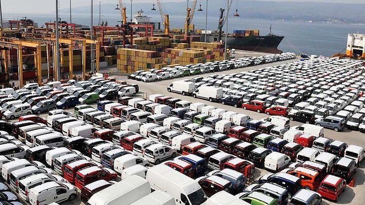 Sakarya'dan 4 ayda 1,9 milyar dolarlık ihracat