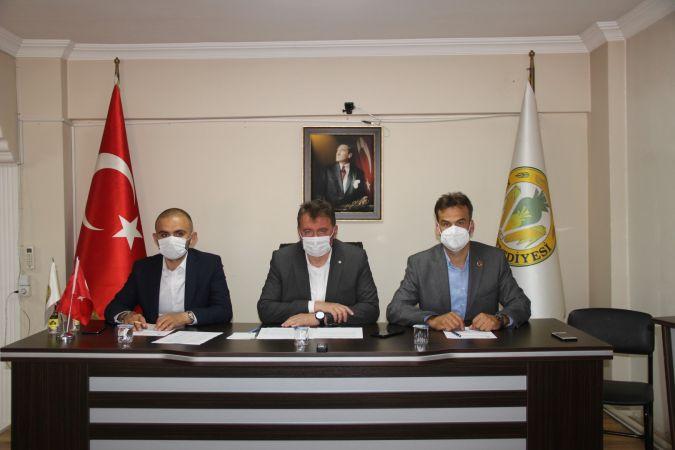 Ferizli Belediyesi meclis toplantısı yapıldı