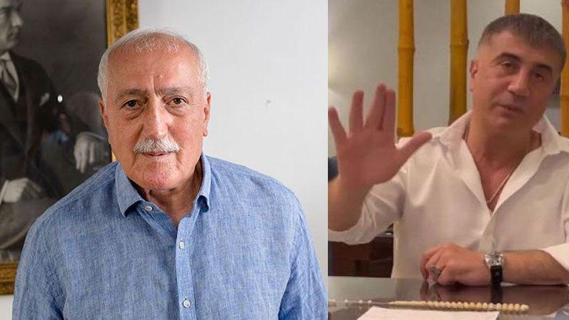 Sadettin Tantan Sedat Peker'in videoları için konuştu