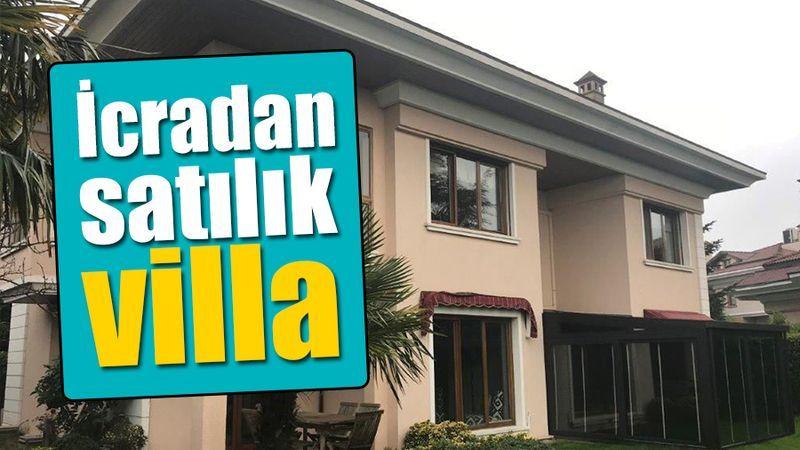 750 m² villa icradan satılacak