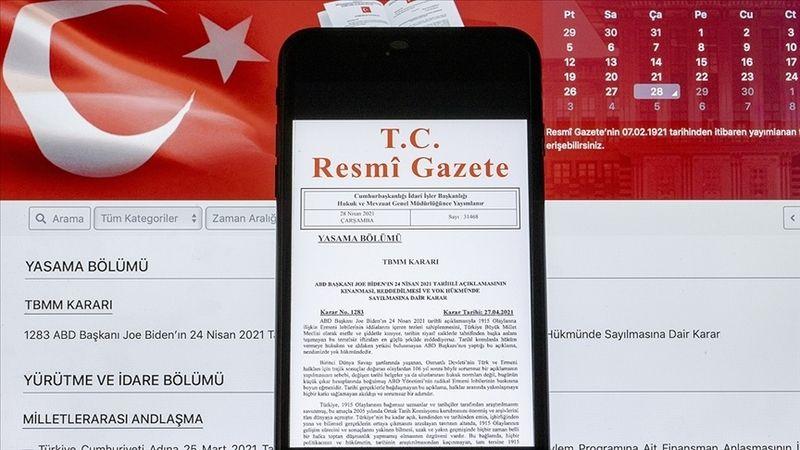 Esnafa hibe desteği kararı Resmî Gazete'de...
