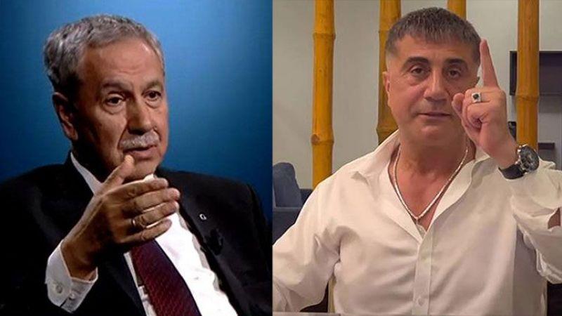 Bülent Arınç'tan Sedat Peker çıkışı