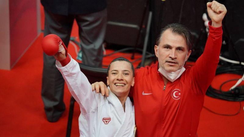 SUBÜ'lü Özçelik Avrupa Şampiyonu oldu