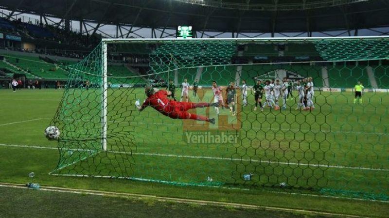 Ve Sakaryaspor finalde: 5-1