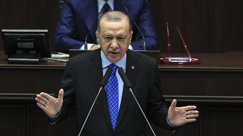 Cumhurbaşkanı Erdoğan'dan Soylu'ya destek