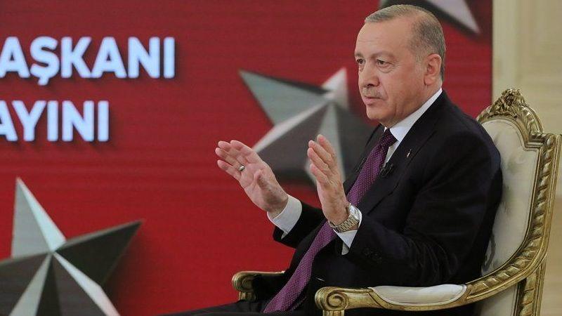 """Erdoğan: """"Müjde için cuma gününü bekleyin"""""""