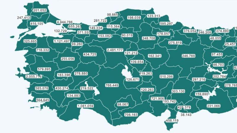 Türkiye'de uygulanan koronavirüs aşı sayısı 30 milyonu aştı!