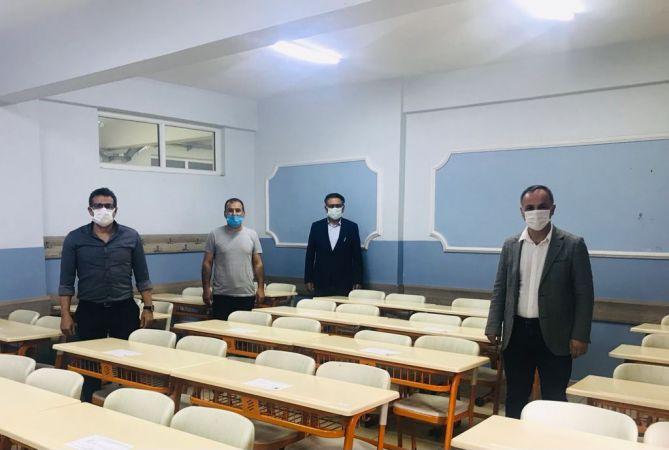 Sakarya'daki okullar LGS için hazır!