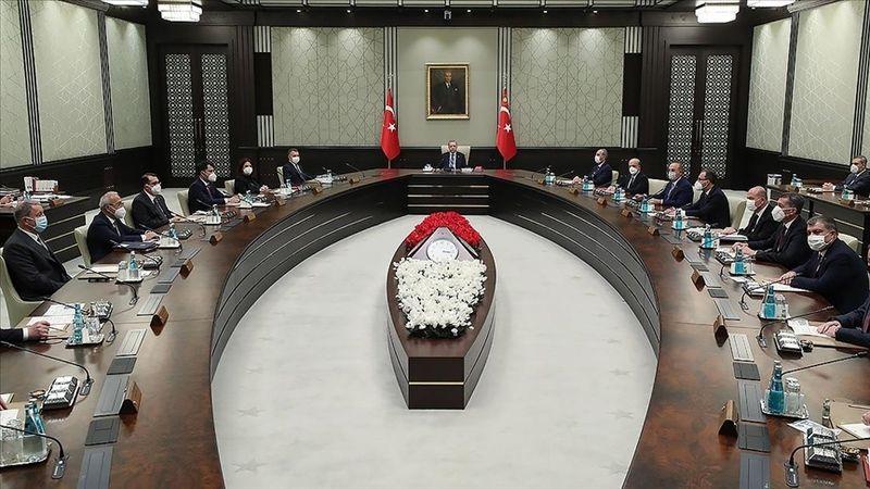 Cumhurbaşkanlığı Kabinesi erken toplanacak