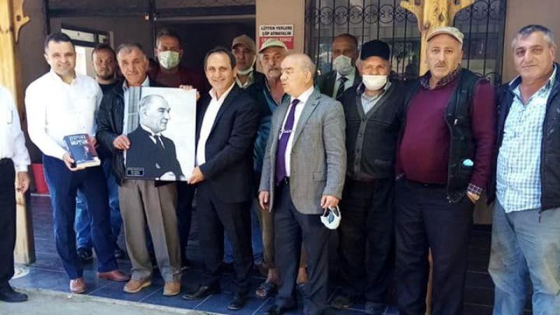 CHP'den Karasu ziyaretleri